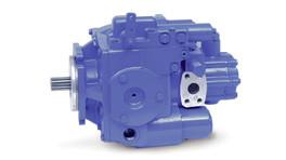 Parker PV046R1K1KJNMFC+PV040R1L Piston pump PV046 series