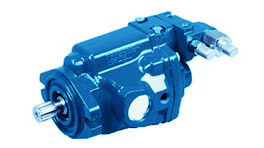 Parker PV046R1K1AYNMMC+PGP505A0 Piston pump PV046 series