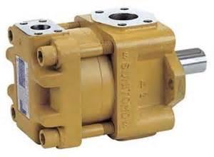 SUMITOMO QT6123 Series Double Gear Pump QT6123-250-6.3F